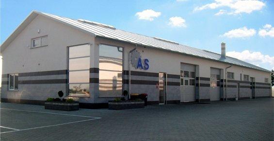 Firma Auto-Skrzynia AS Bytom Odrzański
