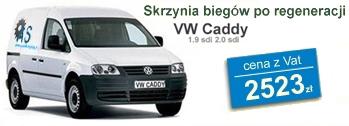 Skrzynia Biegów VW Caddy